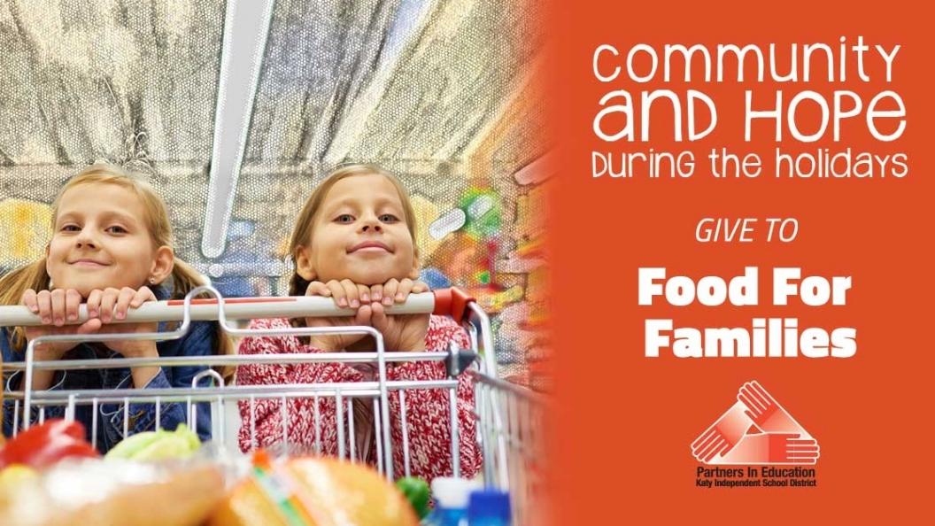 Katy ISD Food for Families