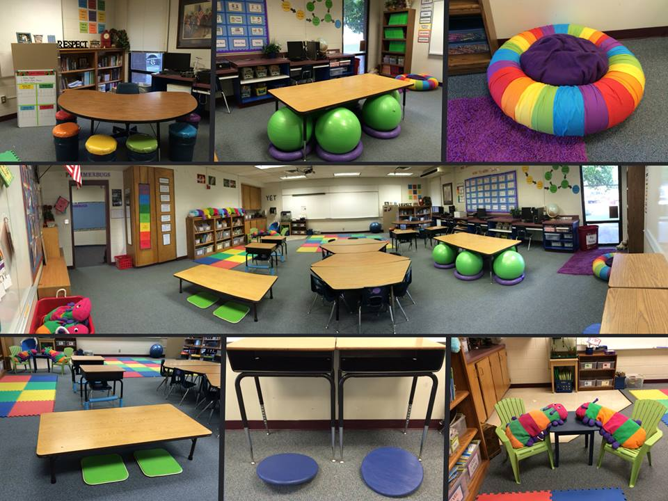 Pledgecents Cause Flexible Seating For Engagement By